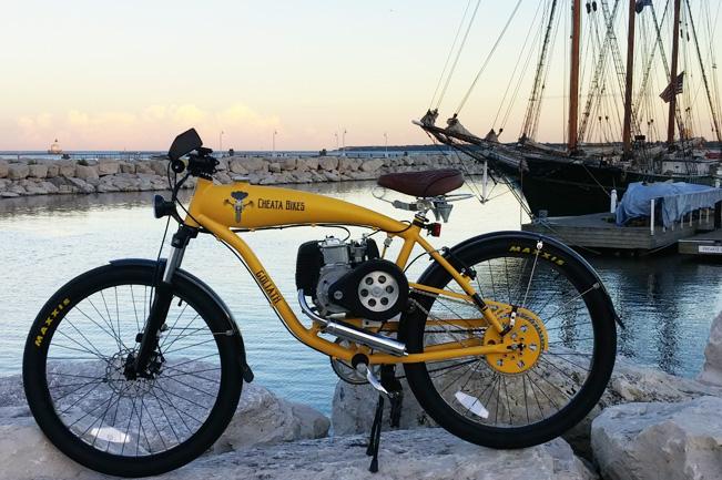 Cheata Bikes Motor Bicycles